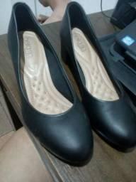 Sapato bem confortável