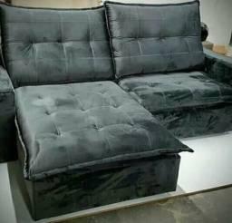 Sofá retrátil e reclinável com preços de fábrica