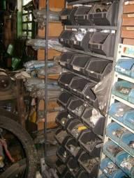 Bicicleta Vendo Grande Estoque de Peças Bicicleta Pra Retirar do Prédio