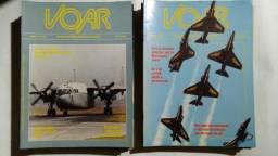 Revistas de aviação VOAR