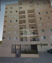 Apartamento com 2 dormitórios à venda, 69 m² por r$ 142.120 - chácaras rurais santa maria