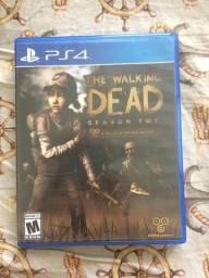 The Walking Dead PS4