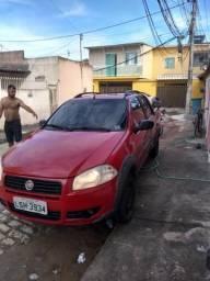 Fiat Strada ano 11/12 1.4 com GNV - 2012