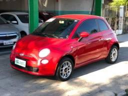 Fiat 500 1.4 Cult Flex 2012 (R$: 2.900,00 + 48 x 877,00) - 2012