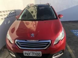 Peugeot 2008 Griffe automático 16/17 - 2017