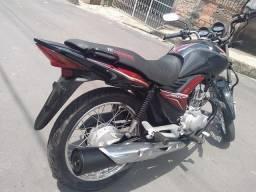 Moto Fan 150 preta 2013 - 2013