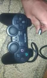 Manete de PS 2 para PC
