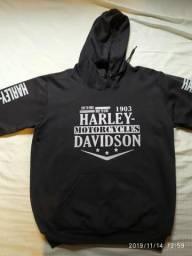 Moletom Harley Davidson novo