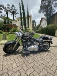 Abaixo da Fipe! Harley Davidson Fat Boy 2011 - 2011