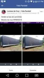 Baú d caminhão - 2015