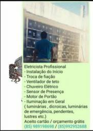 Eletricista *