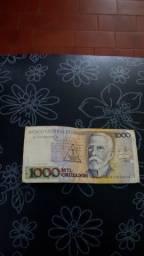 Dinheiro antigo mil cruzados de 1905