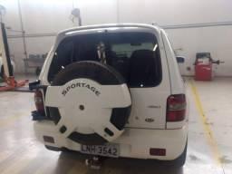 REPASSE sportage diesel 4x4 - 2001