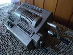 Linda !!! Calculadora Sueca anos 50 funcionando !!! Parcelo !!!