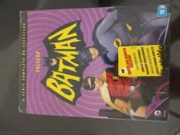 Box Dvd Batman a Série Completa - Raro - 1° versão - Lacrado