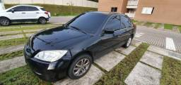Honda Civic 2005/06 LXL - Impecável - 2005