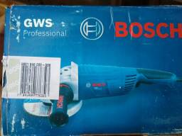 Esmerilhadeira Angular Bosch
