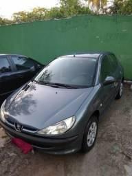 Peugeot 206 1.4 completo - 2006