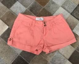 Shorts guess, tamanho us-24 / br-34