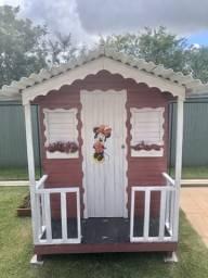 Casinha de bonecas reforçada
