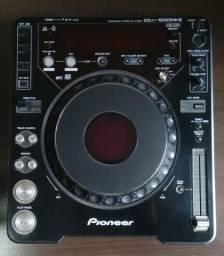 CDJ Pioneer 1000 MK3 - Par / 2 Unidades