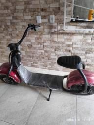 Moto elétrica Harley