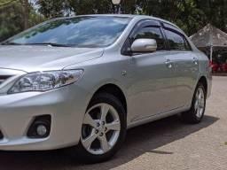 Toyota Corolla XEi 2.0 2013 Flex baixa Km - 2013