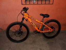 Bike equipada