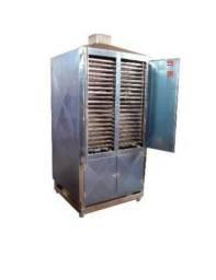 Desidratador Defumador 600 litros aço galvanizado