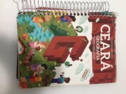 Livro Construindo o Ceará - Geografia - 4°ano