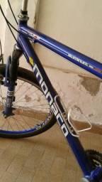 Bike alumínio da Mônaco