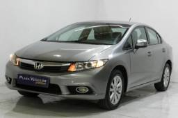 Honda Civic LXS 1.8 Flex 2013 - Automatico - 2013