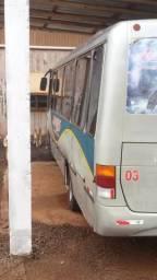 Micro ônibus; vendo ou troco por van completa - 2001