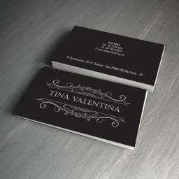Cartão de visita - Fechamos pacotes incríveis!
