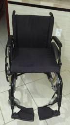 Cadeira de rodas 120 kilos