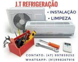 Refrigeração e manutenção