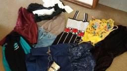 Bolsa de Vestidos e outros em Bagé