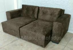 Pronta entrega sofá retrátil 98697-1175