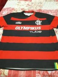 Camisa Flamengo 2009 oficial Tam M