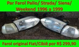 Farol Original Cibiê Palio Siena Strada Weekend