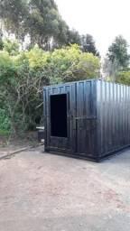 Container preto