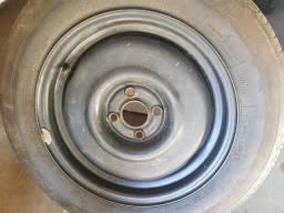 Stepe trackfield, somente a roda sem pneu!