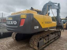 Escavadeira Hidráulica Volvo EC210B Prime 2012