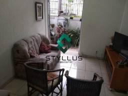Casa de vila à venda com 2 dormitórios em Méier, Rio de janeiro cod:C70281