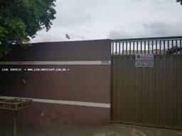 Casa para Locação em Presidente Prudente, MONTE CARLO, 1 dormitório, 1 banheiro, 1 vaga