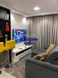 Lindo Apto 54 m² C/ 2 Dorms Sendo 1 Suite - 1 Vaga