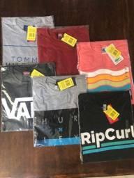 Camisetas e Acessórios