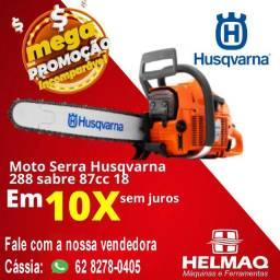 Moto Serra Husqvarna 288 sabre 87cc 18
