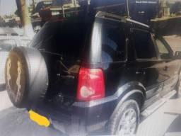 Ford Ecosport 1.6 paracelado