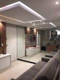 Apartamento com 2 dormitórios à venda, 46 m² por R$ 210.000 - Vale do Jatobá - Belo Horizo
